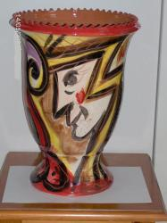 Photo vase anduze picasso